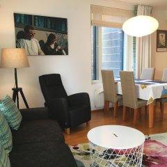 Апартаменты Top Apartments Helsinki - Tilkka комната для гостей фото 2