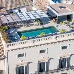 Отель Sant Francesc Hotel Singular Испания, Пальма-де-Майорка - отзывы, цены и фото номеров - забронировать отель Sant Francesc Hotel Singular онлайн