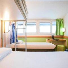 Отель ibis budget Paris Porte de Pantin комната для гостей фото 3