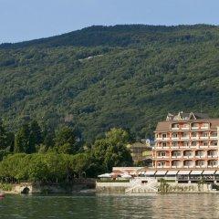 Отель Splendid Бавено приотельная территория фото 2