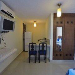 Отель El Campanario Studios & Suites Мексика, Плая-дель-Кармен - отзывы, цены и фото номеров - забронировать отель El Campanario Studios & Suites онлайн удобства в номере
