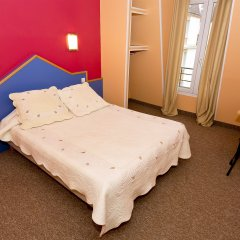 Отель Hipotel Paris Pere-Lachaise Republique комната для гостей фото 3