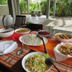 Отель Leatherback Beach Villa питание