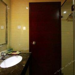 Отель Overseas Capital Hotel Китай, Джиангме - отзывы, цены и фото номеров - забронировать отель Overseas Capital Hotel онлайн ванная фото 2