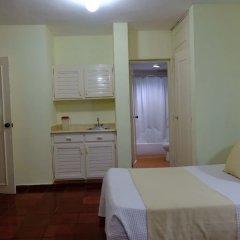 Отель Calypso Beach Доминикана, Бока Чика - отзывы, цены и фото номеров - забронировать отель Calypso Beach онлайн комната для гостей фото 2