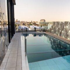 Отель Vp Plaza Espana Design Мадрид бассейн фото 2