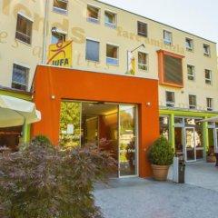 Отель Jufa Salzburg City Зальцбург фото 4