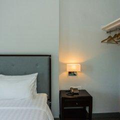 Отель The Sala Pattaya Паттайя сейф в номере
