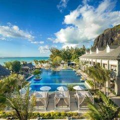 Отель The St. Regis Mauritius Resort пляж фото 2