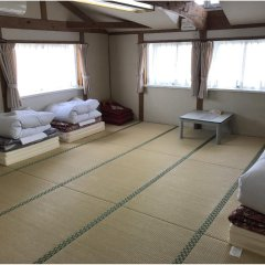 Minshuku Yakushima - Hostel Якусима комната для гостей