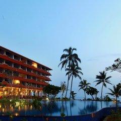 Отель Hikka Tranz by Cinnamon Шри-Ланка, Хиккадува - 2 отзыва об отеле, цены и фото номеров - забронировать отель Hikka Tranz by Cinnamon онлайн фото 7