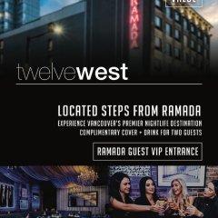 Отель Ramada by Wyndham Vancouver Downtown Канада, Ванкувер - отзывы, цены и фото номеров - забронировать отель Ramada by Wyndham Vancouver Downtown онлайн городской автобус