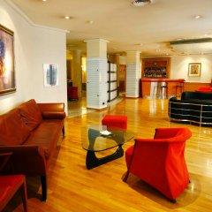 Hotel Sercotel Alfonso V интерьер отеля