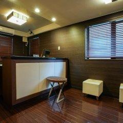 Отель Flexstay Inn Shirogane Япония, Токио - отзывы, цены и фото номеров - забронировать отель Flexstay Inn Shirogane онлайн интерьер отеля фото 2
