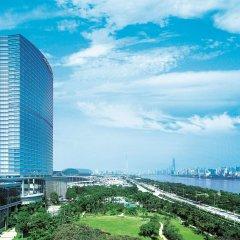 Shangri-La Hotel Guangzhou пляж