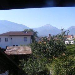 Отель Todeva House балкон