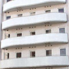 Hotel Livemax Tokyo Kiba балкон