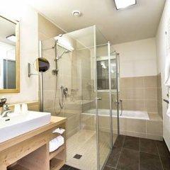 Отель Feldwebel Австрия, Зёлль - отзывы, цены и фото номеров - забронировать отель Feldwebel онлайн ванная