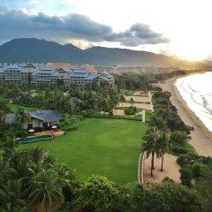 Отель Hilton Sanya Yalong Bay Resort & Spa спортивное сооружение