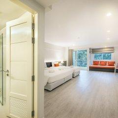 Отель Le Tada Residence Бангкок комната для гостей фото 4