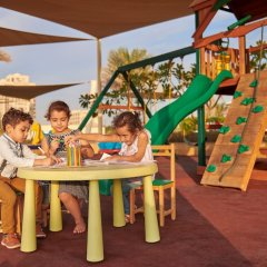 Отель Fairmont Ajman детские мероприятия фото 2