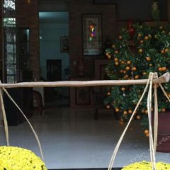 Отель The Village Homestay балкон