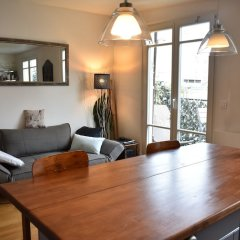 Отель Cosy 1 Bedroom Flat in Paris With Terrace в номере