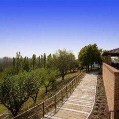 Отель Villa Morneto Виньяле-Монферрато приотельная территория фото 2