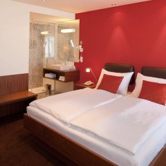 Отель Strandhotel Alte Donau Австрия, Вена - отзывы, цены и фото номеров - забронировать отель Strandhotel Alte Donau онлайн комната для гостей фото 3
