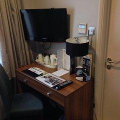 Отель Best Western Mornington Hotel London Hyde Park Великобритания, Лондон - 1 отзыв об отеле, цены и фото номеров - забронировать отель Best Western Mornington Hotel London Hyde Park онлайн удобства в номере фото 2