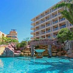 Отель Nova Platinum Hotel Таиланд, Паттайя - 1 отзыв об отеле, цены и фото номеров - забронировать отель Nova Platinum Hotel онлайн бассейн фото 3