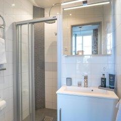Апартаменты Residence Perseus Apartments Стокгольм ванная