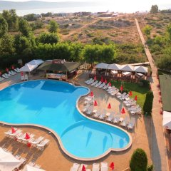 Отель Sirena Солнечный берег бассейн фото 3