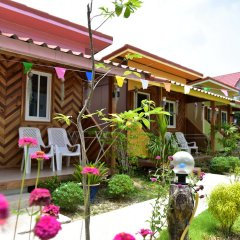 Отель Prukrom Guesthouse Ланта