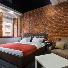 Hotel Kirpich комната для гостей фото 3