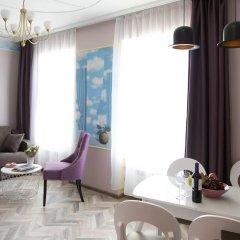Апартаменты Гостевые комнаты и апартаменты Грифон комната для гостей фото 5