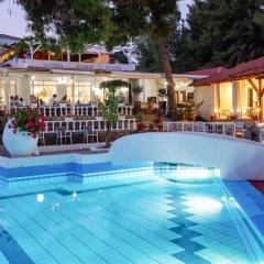Отель Porfi Beach Hotel Греция, Ситония - 1 отзыв об отеле, цены и фото номеров - забронировать отель Porfi Beach Hotel онлайн детские мероприятия