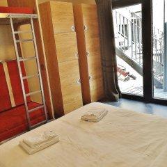 Отель Train Hostel Бельгия, Брюссель - отзывы, цены и фото номеров - забронировать отель Train Hostel онлайн комната для гостей фото 3