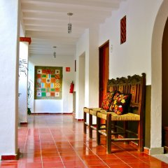 Hotel Petit Mercedes Puerto Vallarta интерьер отеля