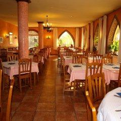 Отель El Churron Сабиньяниго питание