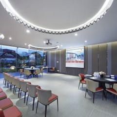 Hotel Boss Сингапур гостиничный бар