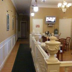 Гостиница Меблированные комнаты Europe Nouvelle интерьер отеля