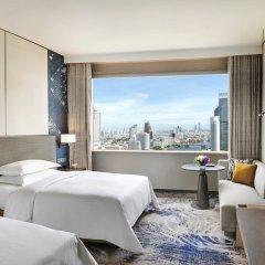Отель Millennium Hilton Bangkok комната для гостей фото 10