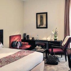 Отель Mercure Rabat Sheherazade Марокко, Рабат - отзывы, цены и фото номеров - забронировать отель Mercure Rabat Sheherazade онлайн комната для гостей фото 5