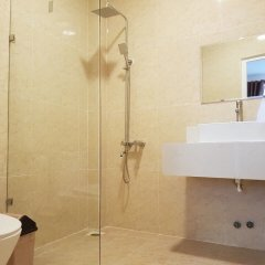 Hoang Trieu Da Lat Hotel Далат ванная фото 2