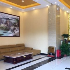 Xinxing Hotel Guangzhou интерьер отеля фото 2