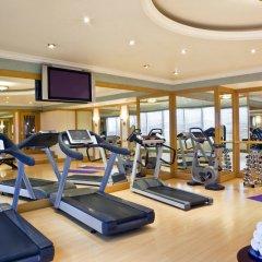 Отель Four Points by Sheraton Bur Dubai фитнесс-зал фото 4
