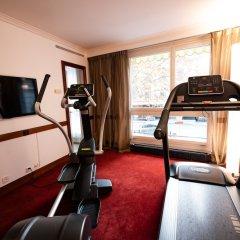Отель The Ambassador Швейцария, Женева - отзывы, цены и фото номеров - забронировать отель The Ambassador онлайн фитнесс-зал фото 4