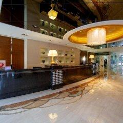 Hotel Equatorial Shanghai интерьер отеля фото 3