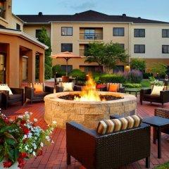 Отель Courtyard Columbus Airport США, Колумбус - отзывы, цены и фото номеров - забронировать отель Courtyard Columbus Airport онлайн фото 4